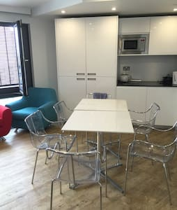 Nice ensuite room near King's Cross - Londres - Condominium