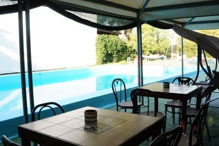Seaside villa with private pool!! - Villa