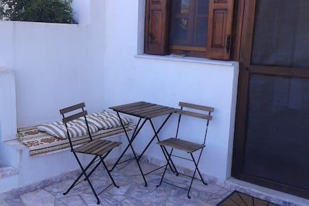 Traditional spacious house at Skyros Town - Skyros