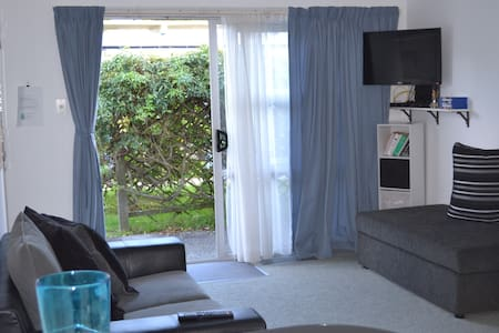 Funky and Private with Courtyard - Hamilton - Apartment