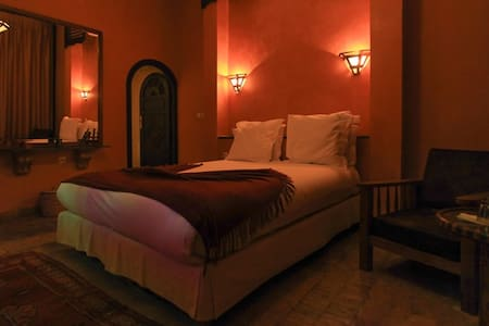 Riad de Chambre, Chambre Nadia - Marrakesh - Bed & Breakfast