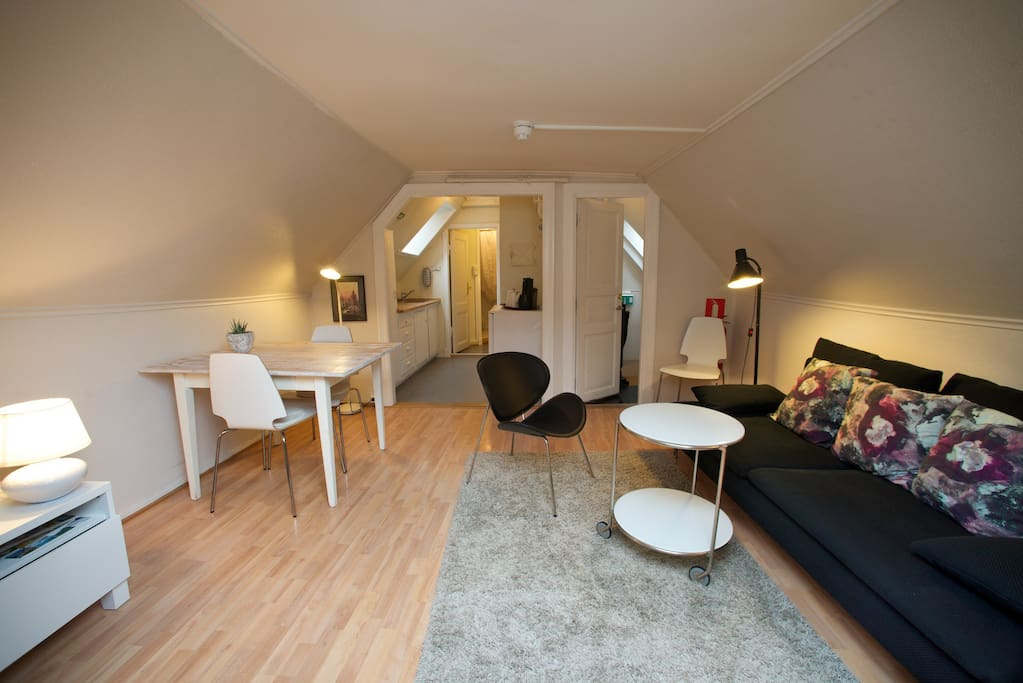 Kjellersmauet apartments   bed & breakfasts for rent in bergen