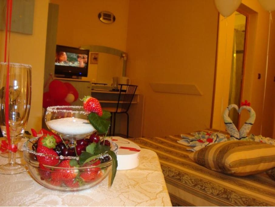 Hotel Color standard room