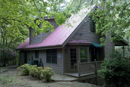 Cabin N Georgia, Dahlonega, Helen - Casa