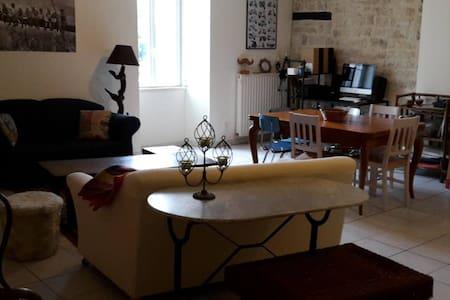 appartement agréable centre ville avec 2 chambres - Apartment