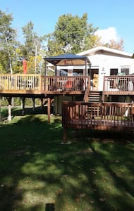 Toobacco Lake Retreat - Spring Bay - Dom
