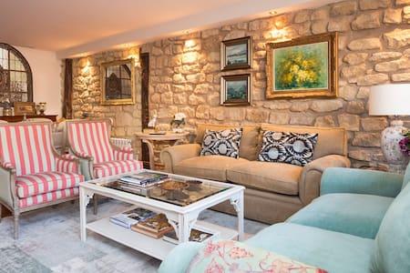 Mayor 35 Casa Rural - Rioja Alavesa - Guardia - Huis