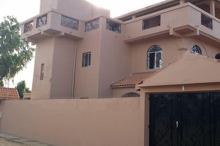 Villa Savana à Saly/Sénégal - M'bour - Villa