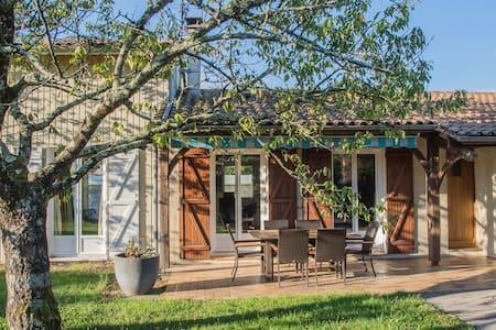 Maison pour 6  avec jardin arboré - Vayres