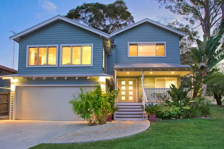 Great home on the northern beaches - Rumah