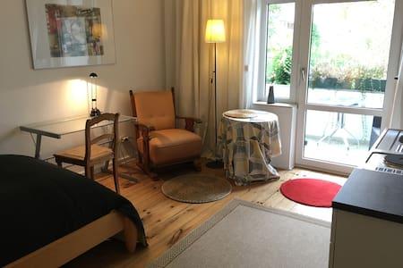 Ruhiges Zimmerapartement mit Balkon, zentrumsnah - Osnabrück