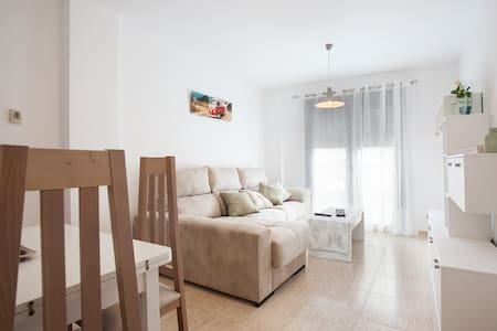 Sunny new flat next to the beach! - Roquetas de Mar - Appartamento