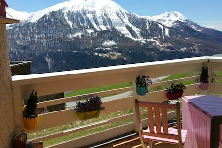 Joli studio avec balcon & vue 2P. - Wohnung