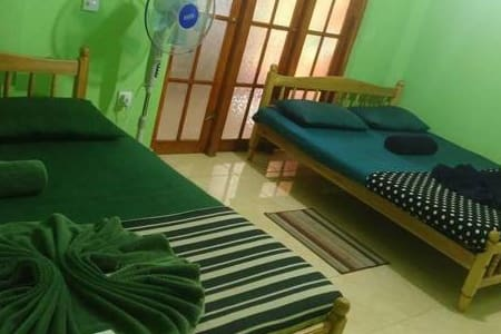 Budget Triple Room In Kandy - House