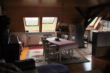 Big room for 3 in the Black Forest!