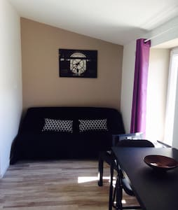 Studio Nancy centre rue Jeannot - Appartement