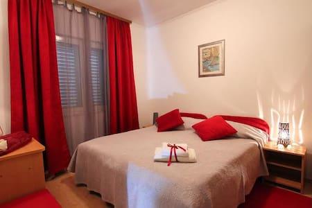 Adriatic paradise 2 room apartment - Lopud - Huoneisto