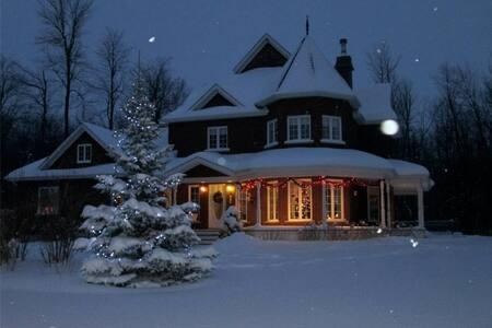 Picture Perfect Winter Wonderland!
