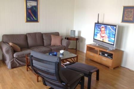 Langesund sentrum - Apartment