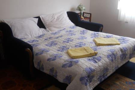 Prijatan dvosobni stan sa terasom u mirnom kraju - Apartment