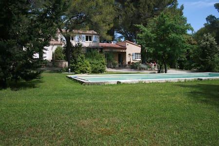L' Amarine: Grande et confortable villa provençale - Lambesc - Villa