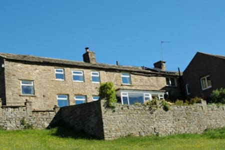 Beautiful detached house in the Yorkshire Dales - North Yorkshire - Casa