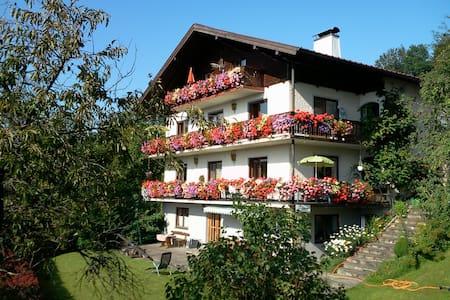 Berg- und Seeblick Ferienwohnung  2 bis 4 Personen - Lakás