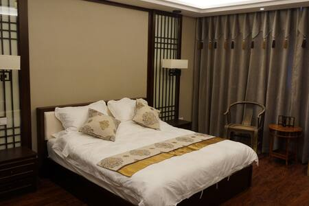 Silk Road Villa Ensuite 203 - Changji Huizuzizhizhou - Bed & Breakfast