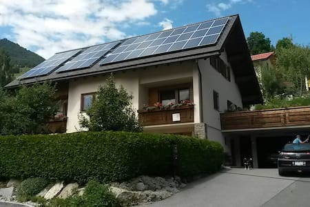 Chasa Rös'Alpin - Scuol - Appartement