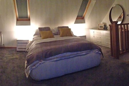 The Glass House, Atlowtop - Derbyshire - Bed & Breakfast