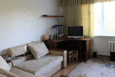 Двухкомнатная квартира, 700 м от моря.на 6 человек - Daire