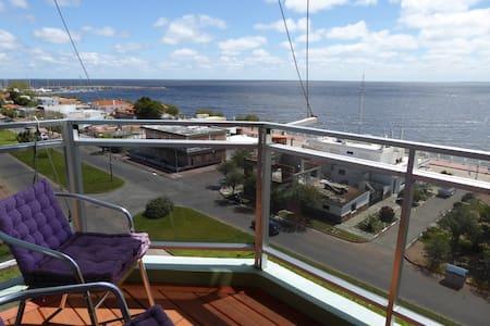 Gran vista a la Bahia de Piriápolis - Apartemen