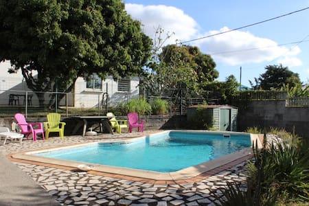 Appartement 2 chambres avec piscine - Lakás