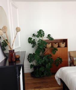 Chambre chaleureuse cœur de CALAIS - Haus