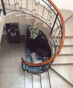 Comfy, spacious & familiar hideaway - Ibarra