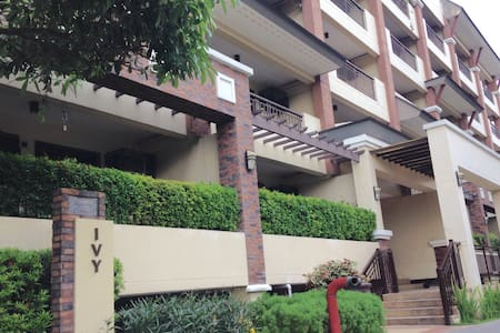 2 BEDROOM CONDO WITH AMENITIES IN QUEZON CITY - Appartement en résidence