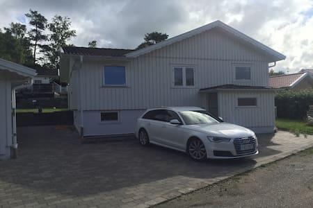 Charmigt havsnära boende - Åsa - House