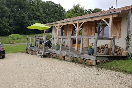 Le Cabin, Lionheart country - Hus