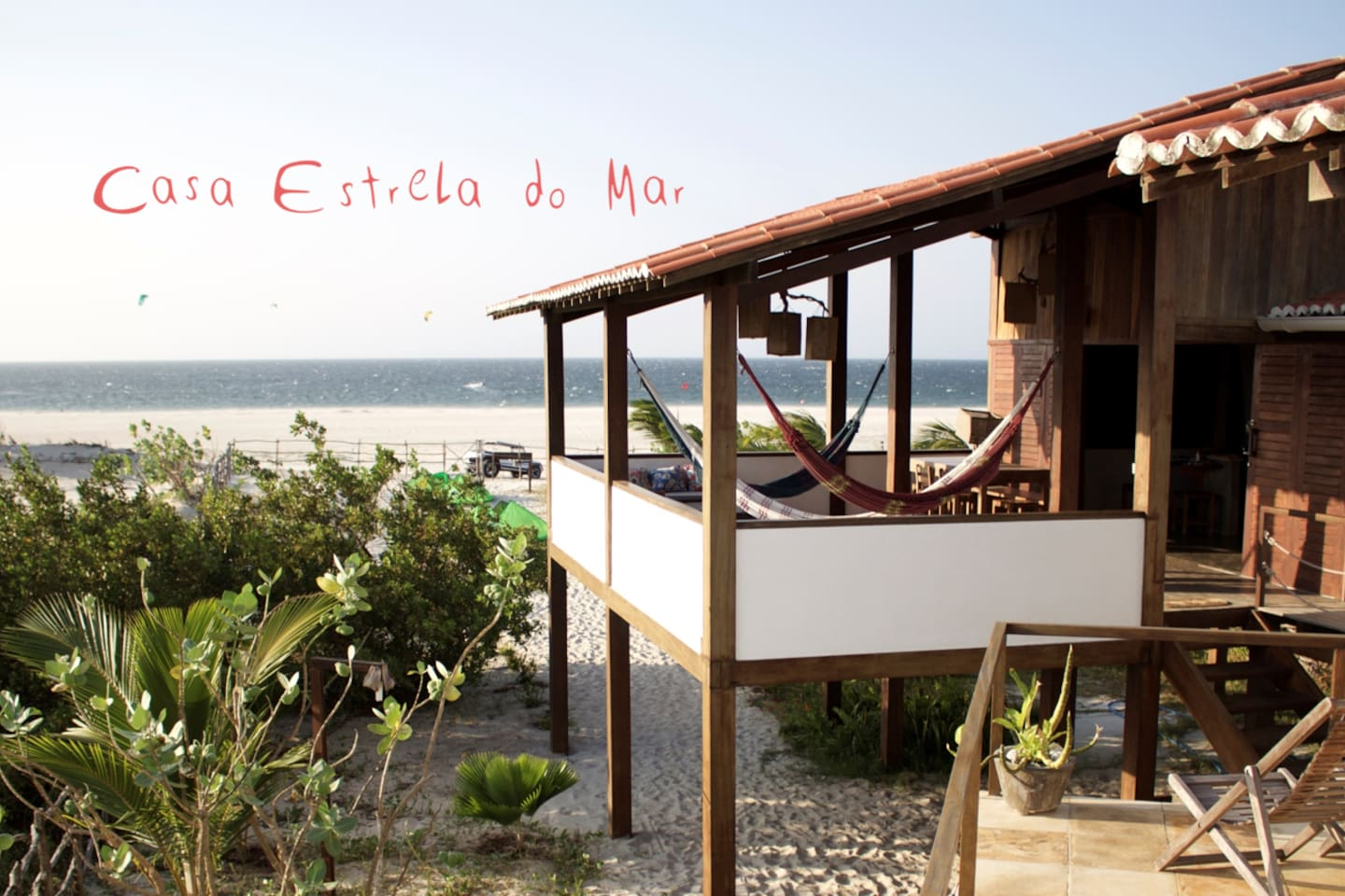 CASA ESTRELA DO MAR B&B~ PREA BEACH