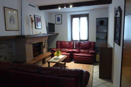 Cozy apartment near train station - Bagni di Lucca - Apartamento