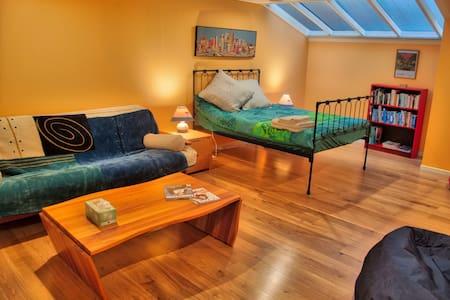 Self-contained ground floor apartment & garden - Auckland - Bed & Breakfast