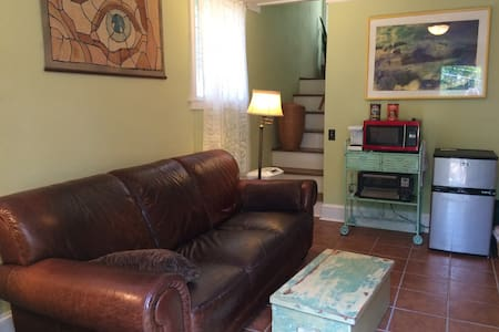 Cozy Wright Guest Suite in 5 Points - Athens - House