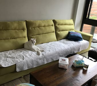 Cozy room at HSIN Yi - Apartment