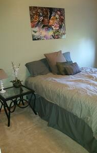 Private Room - 15 mins to MOA, MSP, & St. Paul. - Inver Grove Heights - Townhouse