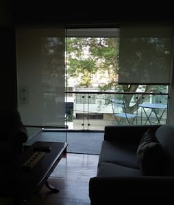 Super nice flat with balcony and common areas - San Isidro - Wohnung