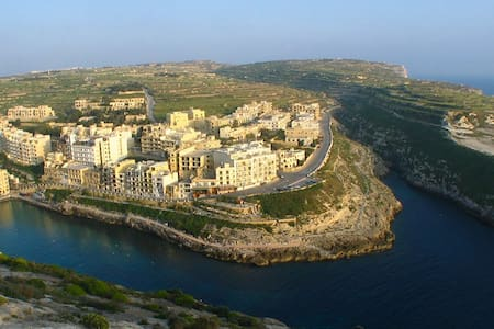 Breathtaking Sea views - Munxar - Apartamento