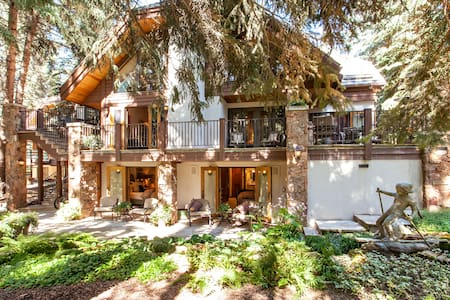 Villa Meadow: 117465 - Vail