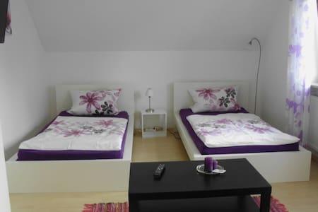 Gemütliches Apartment für zwei - House