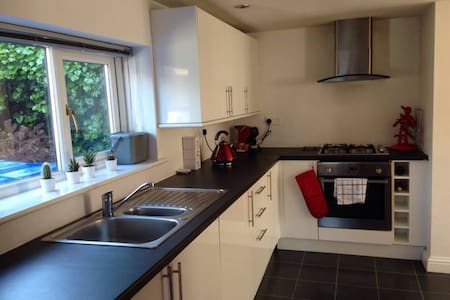Spacious home with parking - Rochdale