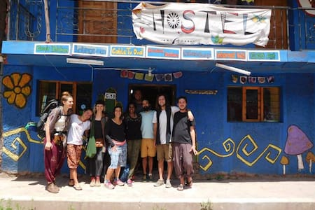 el parche rutero hostel (alternative house ) - Kollégium